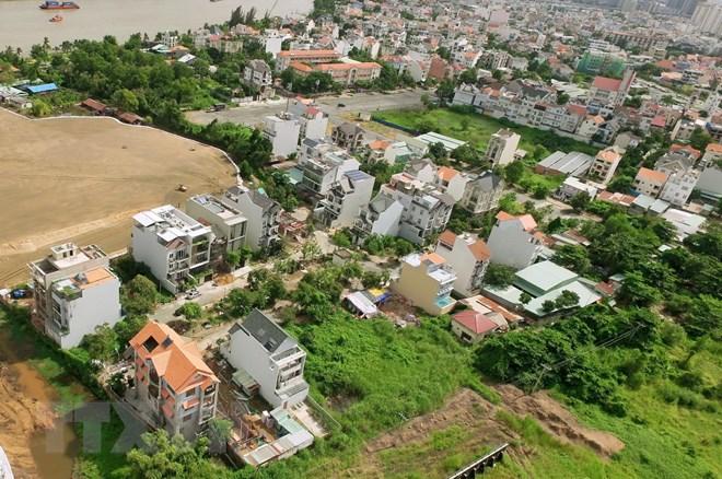 Nghịch cảnh dự án Thủ Thiêm: Cắt đất tái cư cho doanh nghiệp