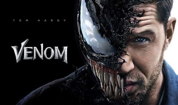 Siêu anh hùng đen tối Venom thống trị ngôi vương - ảnh 1