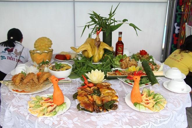 Quảng Ninh: Khai mạc lễ hội ẩm thực đặc sản gà Tiên Yên - ảnh 1