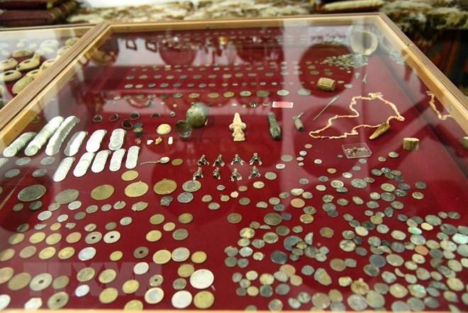 Độc đáo bảo tàng cổ vật thu nhỏ, lưu giữ lịch sử huy hoàng của Syria - ảnh 1