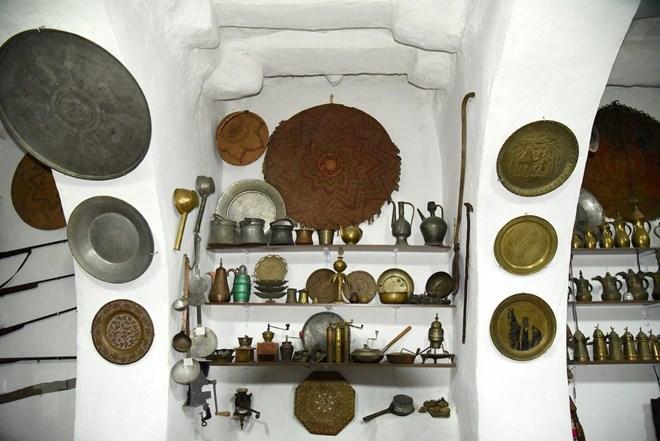 Độc đáo bảo tàng cổ vật thu nhỏ, lưu giữ lịch sử huy hoàng của Syria - ảnh 3