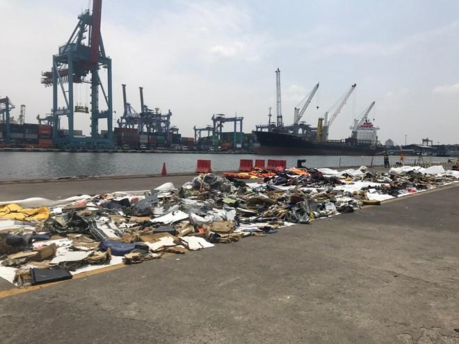 Tanjung Priok trở thành Trung tâm khủng hoảng vụ rơi máy bay Indonesia - ảnh 2