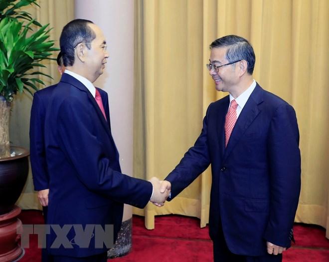Những ngày làm việc cuối cùng của Chủ tịch nước Trần Đại Quang