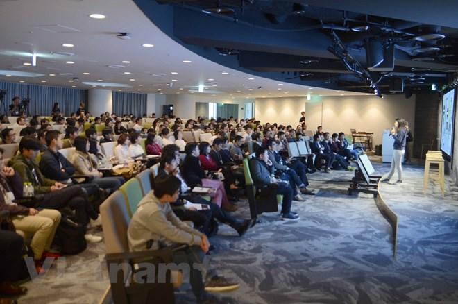 Giới trẻ Việt Nam tại Nhật Bản thúc đẩy tiếp cận công nghệ mới - 1