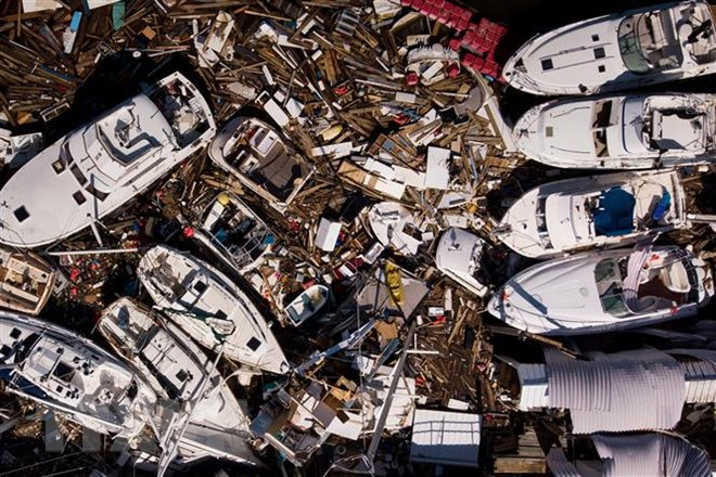 Tổng thống Mỹ ban bố tình trạng khẩn cấp tại Alabama do bão - ảnh 1