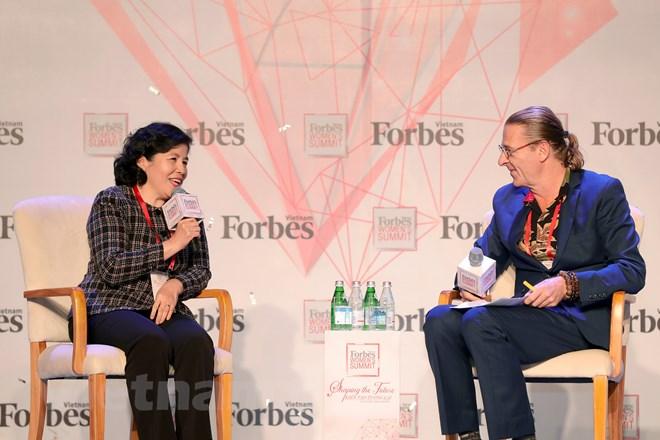 Người phụ nữ được Forbes Việt Nam vinh danh 'Thành tựu trọn đời