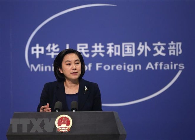 Trung Quốc bác bỏ cáo buộc của Mỹ về vi phạm do thám mạng - ảnh 1