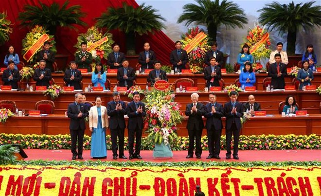 Toàn văn phát biểu của Tổng Bí thư tại Đại hội Công đoàn lần thứ 12