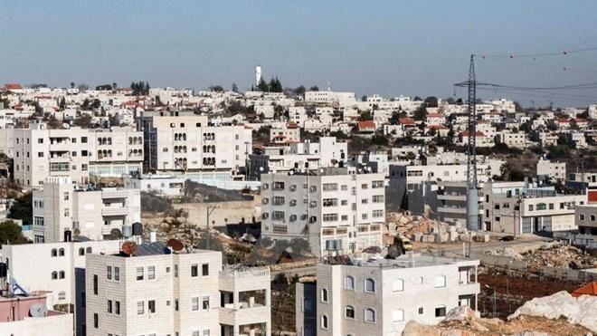Israel tiếp tục tịch thu đất của người Palestine tại Bờ Tây - ảnh 1
