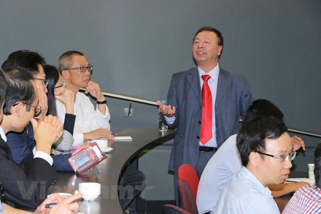 Ra mắt câu lạc bộ thứ 3 các nhà khoa học người Việt ở Australia