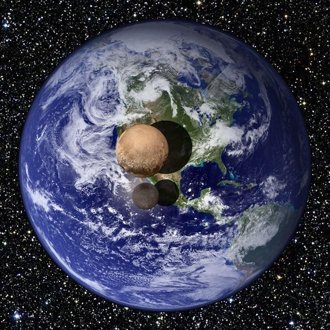 Trung Bình Sao Diêm Vương Có Khoảng Cách So Với Trái Đất Là 4 .828 .032  .000km. (Nguồn: Businessinsider)