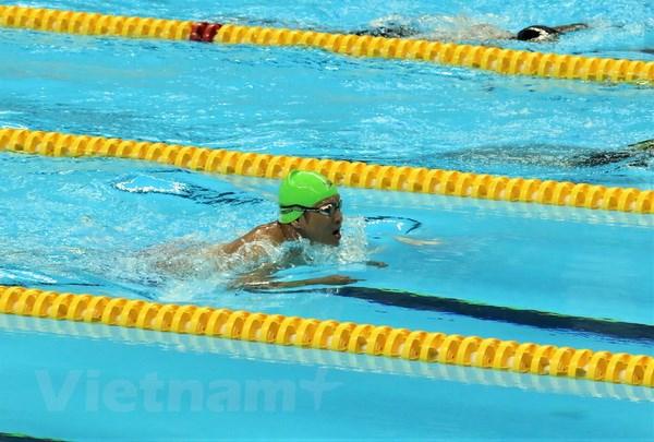 Việt Nam có Huy chương Vàng đầu tiên tại Asian Para Games