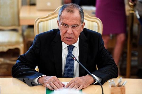 Nga tuyên bố sẵn sàng nối lại đối thoại ngay khi Mỹ sẵn sàng - ảnh 1