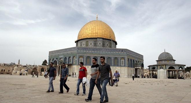 Palestine cáo buộc Israel che đậy âm mưu chiếm đền thờ Al-Aqsa - ảnh 1