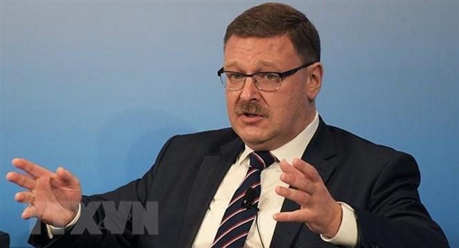 Thượng nghị sỹ Nga: Hệ thống chính trị Mỹ khó dự đoán hơn sau bầu cử - ảnh 1