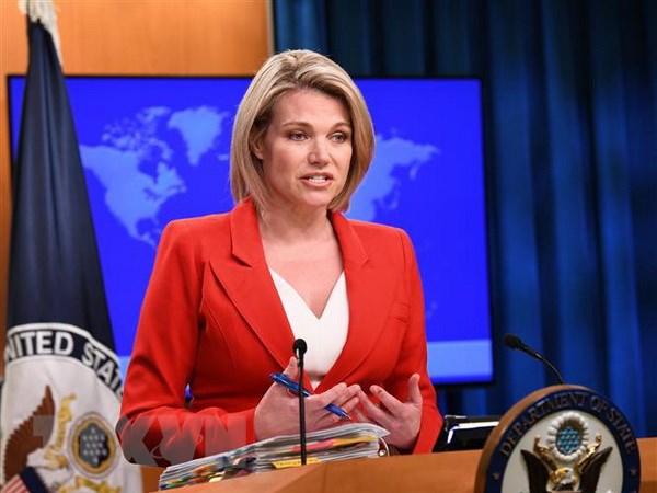 Ngoại trưởng Mỹ-Slovakia họp bàn về nỗ lực hiện đại hóa quân đội - ảnh 1