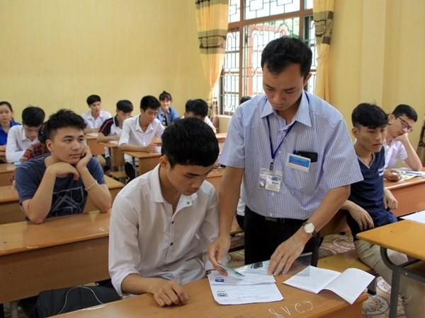Thi THPT quốc gia: Nên tách môn trong phiếu trả lời trắc nghiệm - ảnh 1