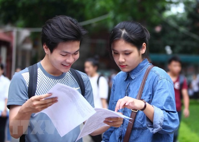 Thi THPT quốc gia: Nên tách môn trong phiếu trả lời trắc nghiệm - ảnh 2