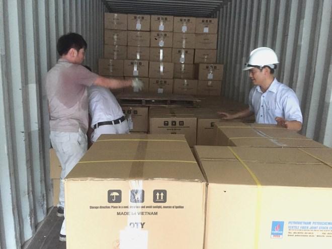 Công ty Cổ phần PVTEX cung cấp ra thị trường gần 1.000 tấn sản phẩm - ảnh 1