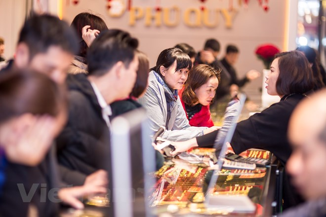 Vàng Rồng Thăng Long giảm 50.000 đồng phiên mở cửa đầu tuần mới - ảnh 1