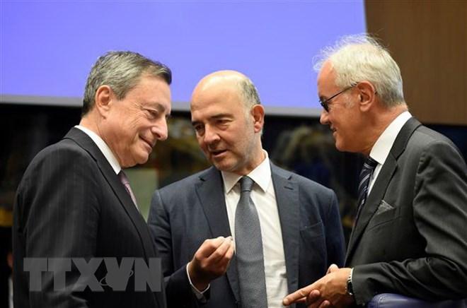 EU khuyến cáo Italy cần tôn trọng quy định ngân sách của khối - ảnh 1