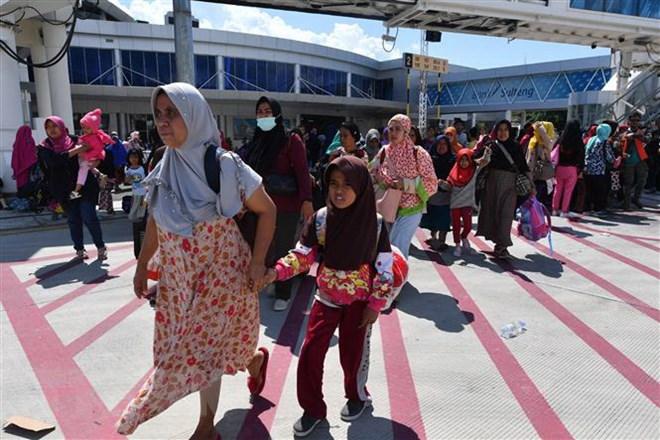 Indonesia vẫn đang nỗ lực khắc phục hậu quả sau động đất - ảnh 1