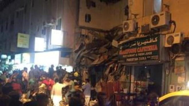 Sập nhà chung cư tại Bahrain khiến ít nhất 24 người thương vong - ảnh 1
