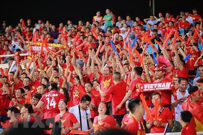Liên đoàn bóng đá Myanmar khuyến cáo cổ động viên Việt Nam