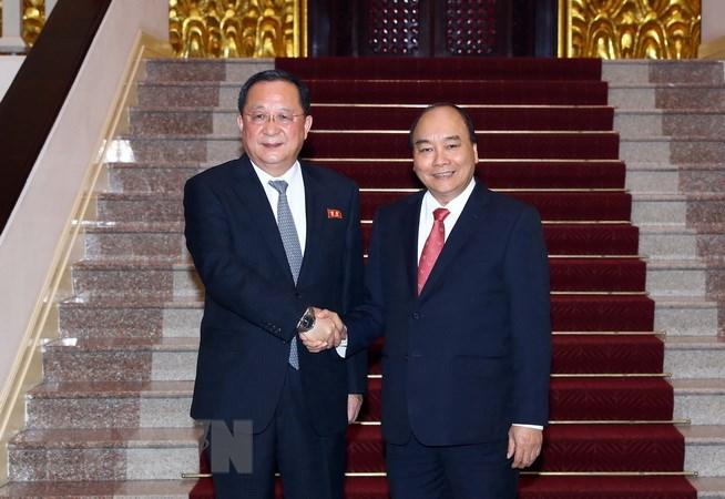 KCNA đưa tin về chuyến thăm Việt Nam của Ngoại trưởng Triều Tiên