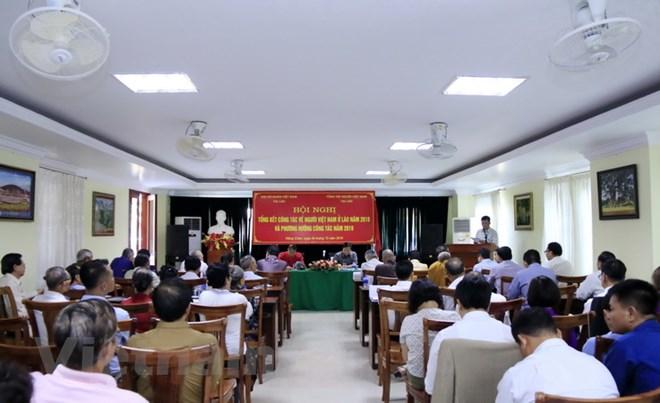 Cộng đồng người Việt Nam tại Lào đoàn kết cùng phát triển