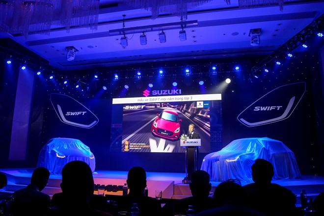Suzuki Swift phiên bản mới giá từ 499 triệu đồng chính thức ra mắt - ảnh 3