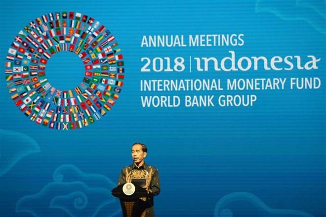 Các nhà lãnh đạo ASEAN nhất trí mục tiêu thương mại tự do - ảnh 1