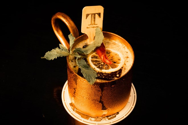 Chuyên gia pha chế hàng đầu đem hương vị cocktail đặc biệt tới Hà Nội - ảnh 2