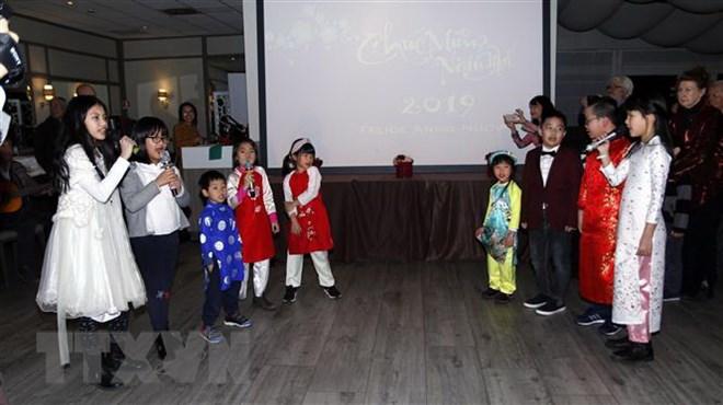 Cộng đồng Việt Nam tại Italy tưng bừng đón Xuân Kỷ Hợi 2019 - 1