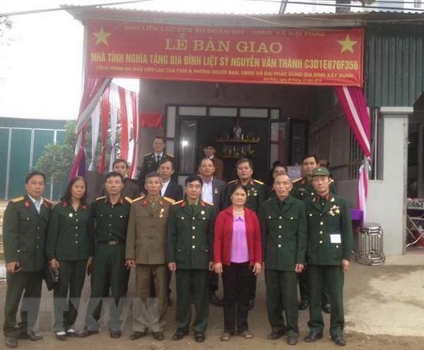 Ký ức Vị Xuyên và nghĩa tình đồng đội sau cuộc chiến bảo vệ biên giới - ảnh 5