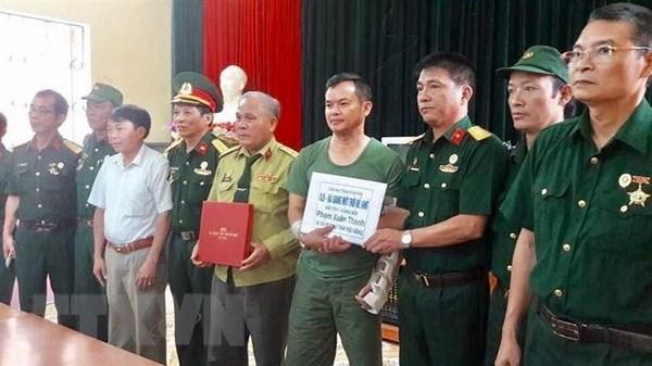 Ký ức Vị Xuyên và nghĩa tình đồng đội sau cuộc chiến bảo vệ biên giới - ảnh 4