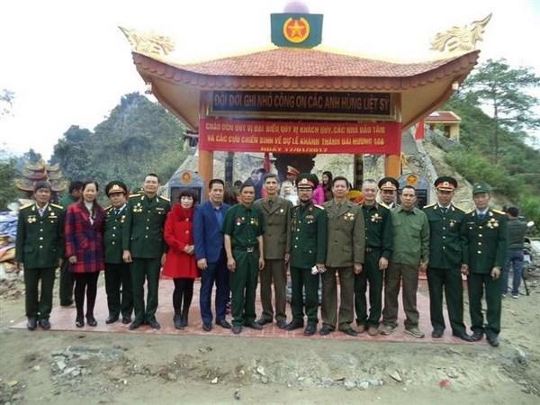 Ký ức Vị Xuyên và nghĩa tình đồng đội sau cuộc chiến bảo vệ biên giới - ảnh 3