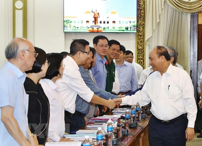 TP.HCM phải nỗ lực, vươn lên sánh ngang thành phố hàng đầu châu Á - ảnh 2