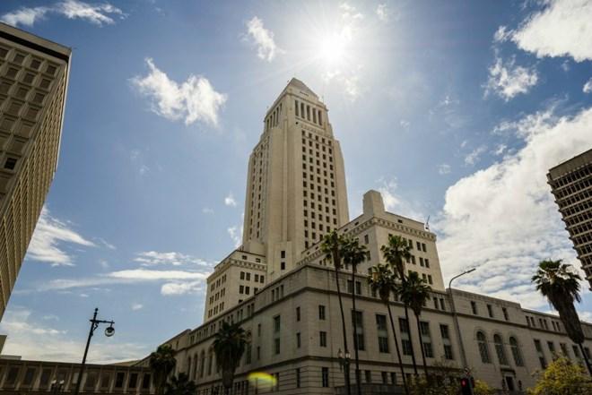 Mỹ: Tòa thị chính Los Angeles thất thủ vì... chuột - ảnh 1