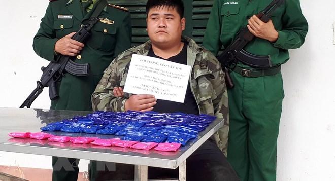 Sơn La: Bắt giữ đối tượng mua bán 12.000 viên ma túy tổng hợp - ảnh 1