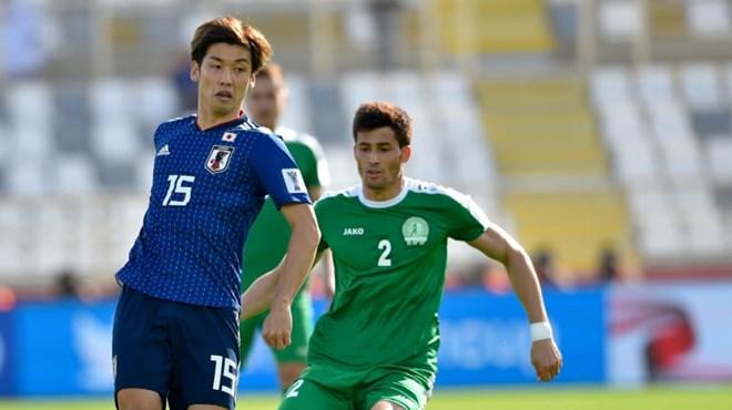 Nhưng khó khăn chỉ được giải quyết khi Osako lập cú đúp để giúp Nhật Bản dẫn ngược 2-1. (Nguồn: AFC)