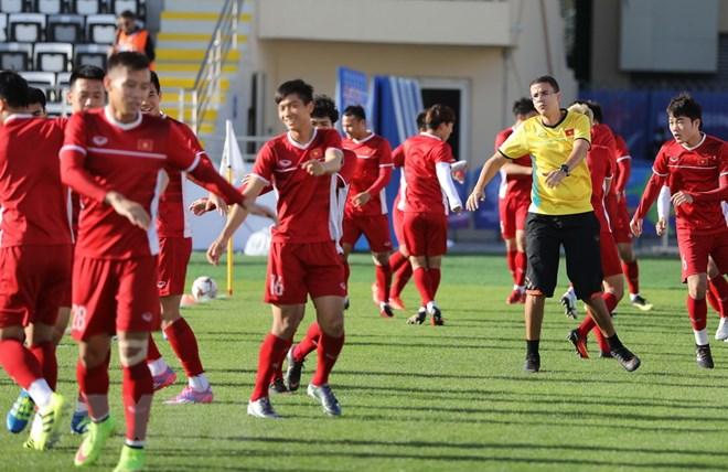 Lịch trực tiếp Asian Cup 2019: Việt Nam quyết đấu Iran - ảnh 2