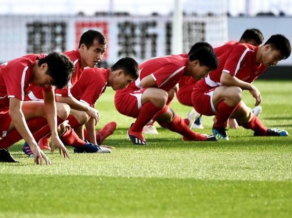 Asian Cup 2019: Tuyển Triều Tiên khó có điểm trước Qatar - ảnh 1