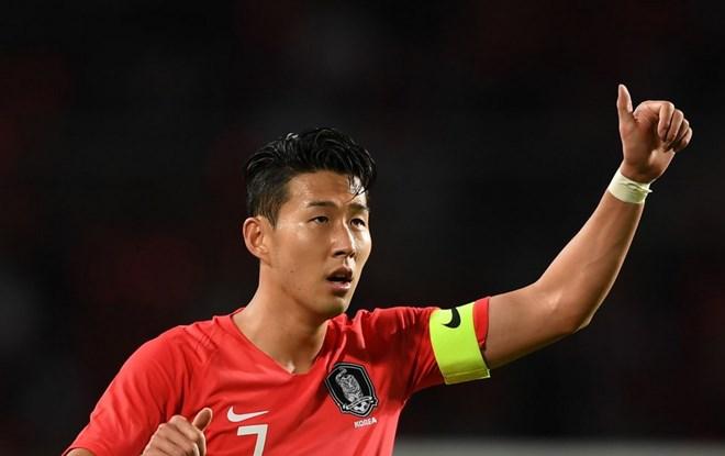 Son Heung-min đặt chân đến UAE, sẵn sàng đối đầu Trung Quốc - ảnh 1
