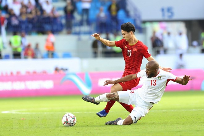 Công Phượng nói gì trước trận đấu lịch sử của tuyển Việt Nam? - ảnh 1
