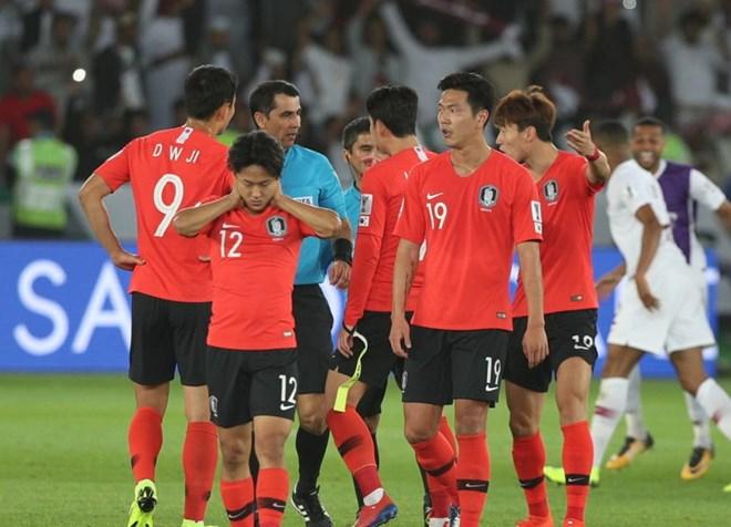 Hàn Quốc và Australia ngậm ngùi chia tay Asian Cup 2019 - ảnh 1