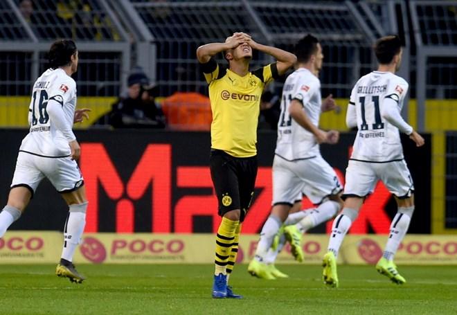 Dortmund đang chạy đua với thời gian lấy lại phong độ như thế nào? - ảnh 1