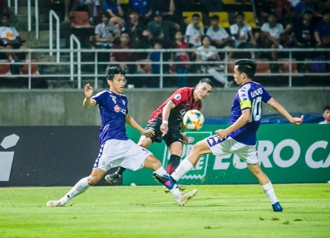 Hà Nội FC thẳng tiến vòng play-off AFC Champions League - ảnh 1