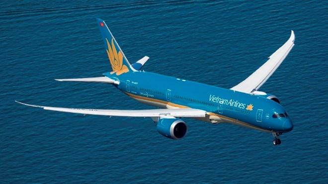 Các hãng hàng không Việt Nam rất quan tâm tới việc mở đường bay thẳng trực tiếp giữa Việt Nam và Mỹ. Nguồn: Vietnam Airlines