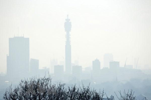 Anh cam kết ban hành đạo luật mới ngăn ngừa ô nhiễm không khí - ảnh 1